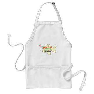 Early to Bed Standard Apron