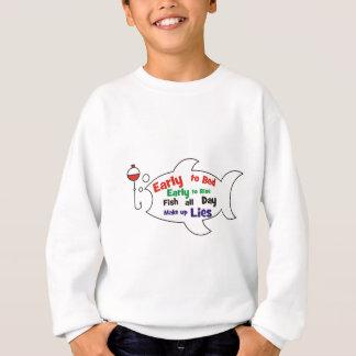 Early to Bed Sweatshirt