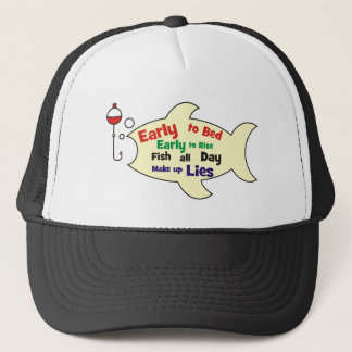 Early to Bed Trucker Hat