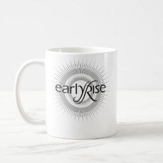 EarlyRise Design 2 Basic White Mug