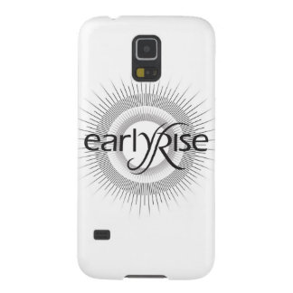 EarlyRise Design 2 Galaxy S5 Cases
