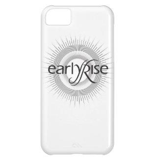 EarlyRise Design 2 iPhone 5C Cases