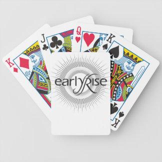 EarlyRise Design 2 Poker Deck