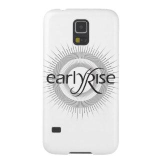 EarlyRise Design 2 Samsung Galaxy Nexus Cases