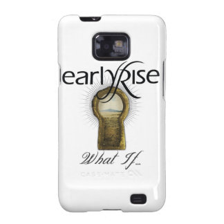 EarlyRise What If Design 1 Galaxy S2 Cases