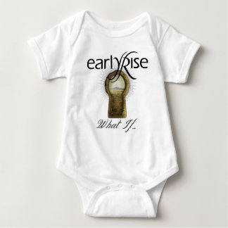 """EarlyRise """"What If"""" Design 1 T-shirts"""
