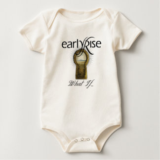 "EarlyRise ""What If"" Design 1 Bodysuit"