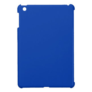 Earnestly Stately Blue Color Cover For The iPad Mini