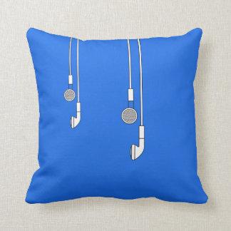 Earphones American Mojo Pillow
