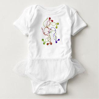 Earphones Baby Bodysuit