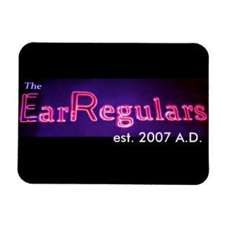 EarRegulars fridge magnet