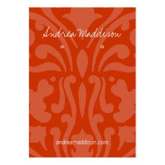 Earring Holder - Business Card |dmsk2ru