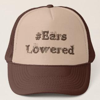 #EarsLowered Custom Trucker Hat