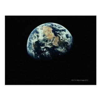 Earth 15 postcard