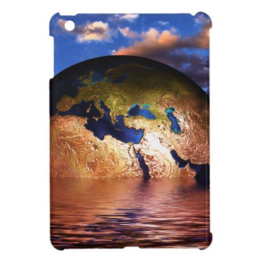 earth-216834 FANTASY SCIENCEFICTION PLANETS ALIEN iPad Mini Covers