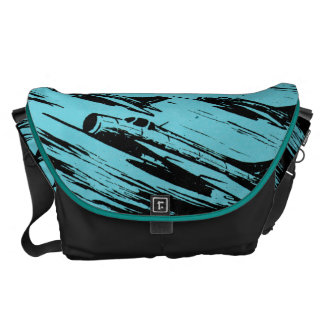 Earth Aerospace Force: Jets Courier Bag