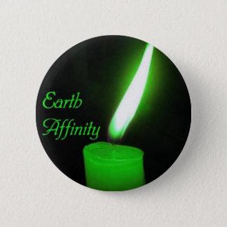 Earth_Affinity 6 Cm Round Badge