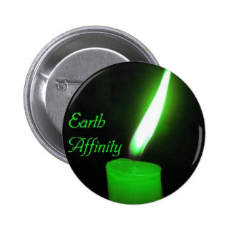 Earth_Affinity 6 Cm Round Badge