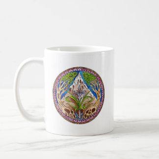 Earth and Air Coffee Mug