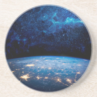Earth and Galaxy Coaster