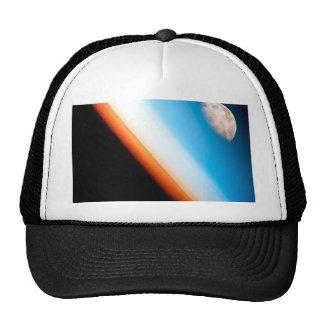 Earth and Moon Cap