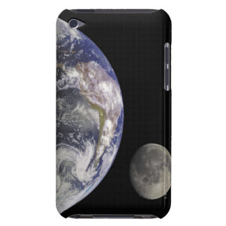 Earth and Moon iPod Case-Mate Cases