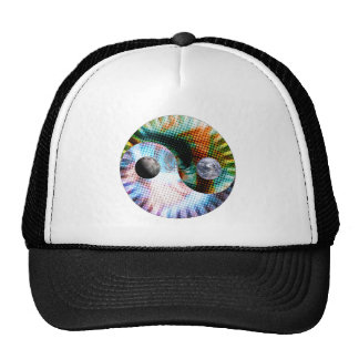 Earth And Space Cap