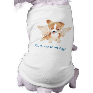 Earth Angel Dog Pet clothing Jack Russell Terrier