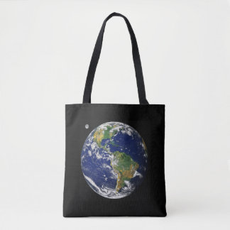 Earth, As Seen From Space, As Of April, 2000 Tote Bag
