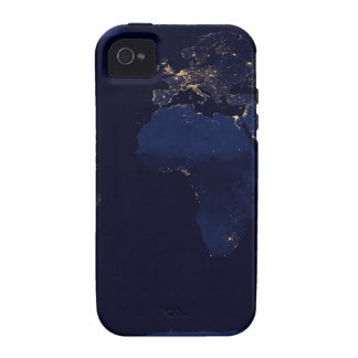 Earth At Night iPhone 4 Case