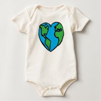 earth baby baby bodysuit