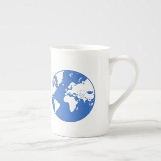 Earth / Bone China Mug
