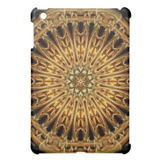 Earth Crystal Mandala iPad Mini Case