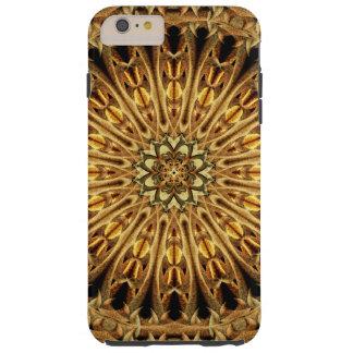 Earth Crystal Mandala Tough iPhone 6 Plus Case