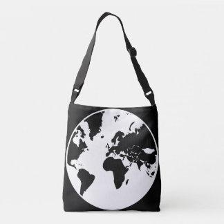 Earth / Custom All-Over-Print Cross Body Bag