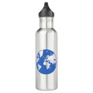 Earth / Custom Water Bottle (710 ml), Stainless