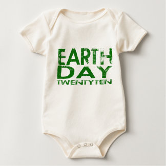 Earth Day 2010 Baby Bodysuit