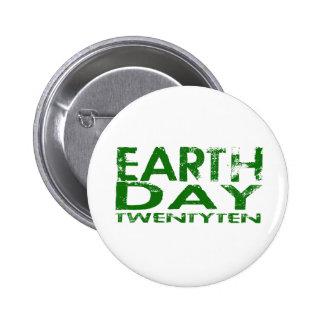 Earth Day 2010 Pin