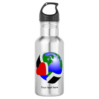 Earth Day 532 Ml Water Bottle