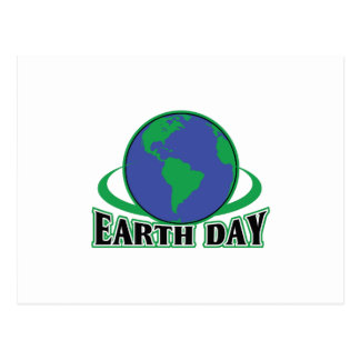 EARTH DAY APPLIQUE POST CARDS
