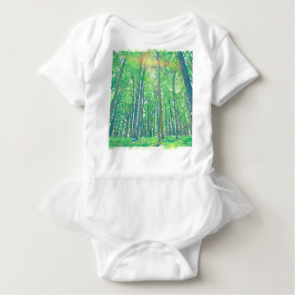Earth Day Baby Bodysuit