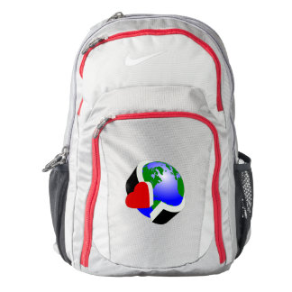 Earth day backpack