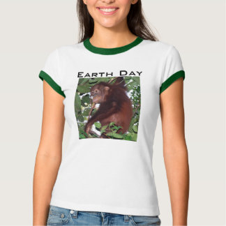 Earth Day Conservation T-shirts