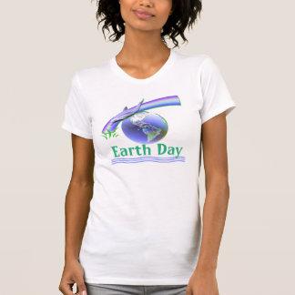 Earth Day Dolphin Tshirt