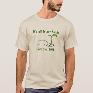 Earth Day Eco T-Shirt