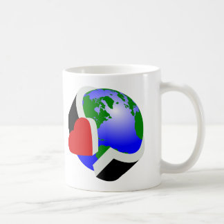 Earth Day Environmental Protection Coffee Mug