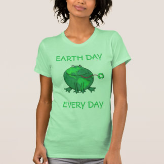 Earth Day Environmental T-Shirts