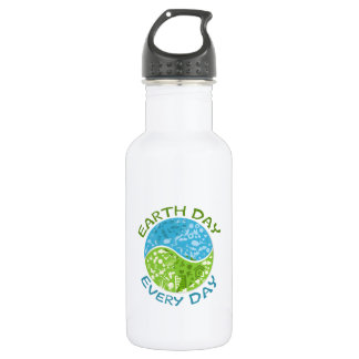Earth Day Every Day 532 Ml Water Bottle