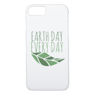 Earth Day Every Day iPhone 7 Case