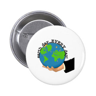 Earth Day Every Day Pins